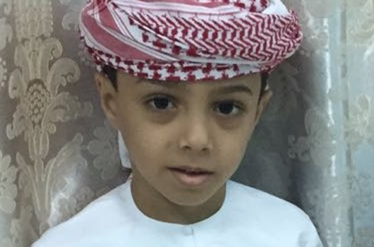 Emirati toddler saves older brother's life thanks to transplant